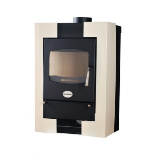 Wood Stove Espo II Cream